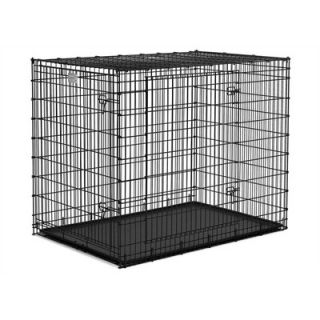 Midwest Homes For Pets Solutions Double Door Large Dog Crate