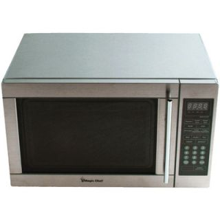 Magic Chef Microwave with Digital Touch   MCD1311ST