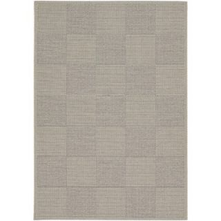 Couristan Tides Concord Sand/Grey Rug   0088/4041