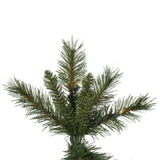 Vickerman 7 Newport Mix Pine Artificial Christmas Tree with