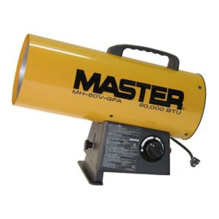 Master 300 CFM Propane Forced Air Heater with Variable Control   MH