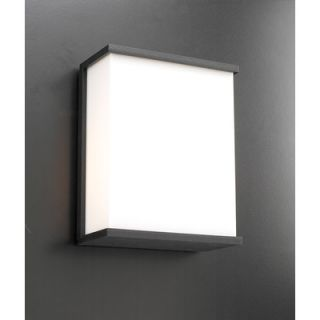 PLC Lighting Pinero Wall Sconce   1723 Matte Opal BZ / 1723 Matte