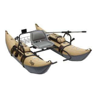Classic Accessories Tioga Pontoon Boat in Straw   32 016 01030100
