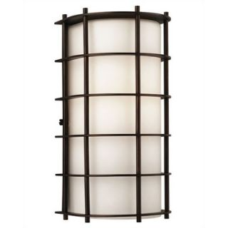 Philips Forecast Lighting Hollywood Hills Outdoor Wall Fixture in Deep