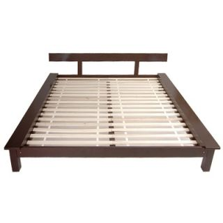 Reclaimed Wood Weathered Queen Platform Bed Furniture Decor