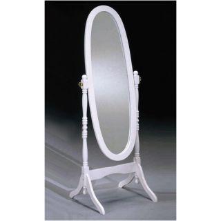 Spancraft Glass Regency Round Frameless Mirror   201 18