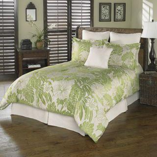 Chelsea Frank Palm Beach Tropic 7 Piece Comforter Set