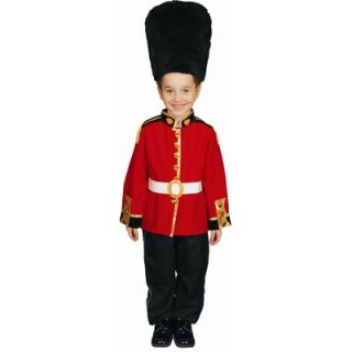 Up America Deluxe Royal Guard Dress Up Childrens Costume Set   206