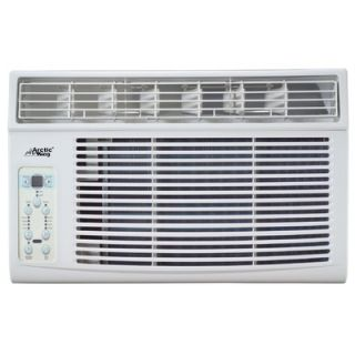 Arctic King 8,000 BTU Energy Star Window Air Conditioner with Remote