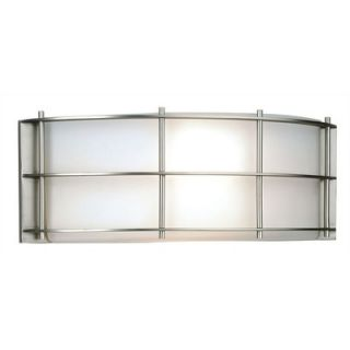 Philips Forecast Lighting Hollywood Hills Wall Sconce in Metallic