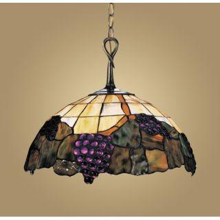 Dimond Lighting Grapevine 1 Pendant   226 VA