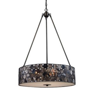 Landmark Lighting Cirque 3 Light Drum Pendant