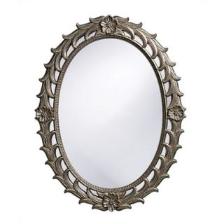Howard Elliott Eileen Oval Wall Mirror