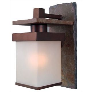 Kenroy Home Boulder Large Outdoor Wall Lantern in Copper   70282COP