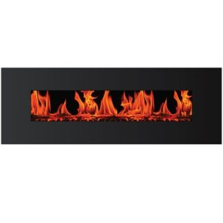Frigidaire Valencia Extra Wide Wall Mounted Electric Fireplace   80
