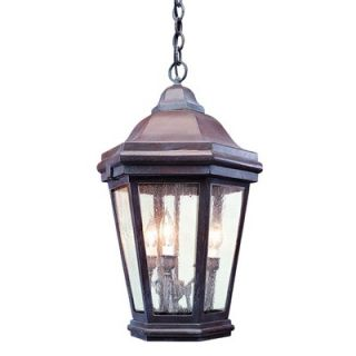 Troy Lighting Verona Large Hanging Lantern   FCD6895BZP