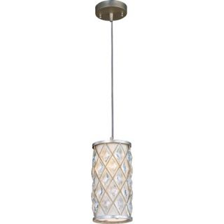 Maxim Lighting Diamond 1 Ligh Mini Pendant   91450OFGS