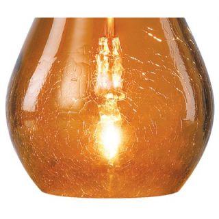 LBL Lighting Seguro 1 Light Pendant
