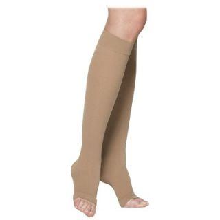 Sigvaris 230 Cotton Series 20 30 mmHg Unisex Open Toe Knee High Sock