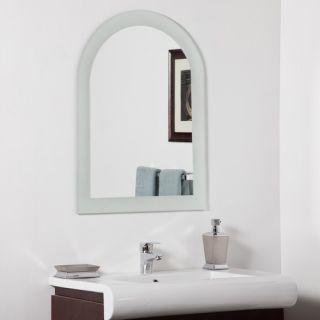 Decor Wonderland Serenity Modern Bathroom Mirror   SSM502 1