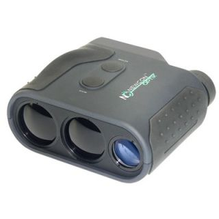 Bushnell Sport 450 4 x 20 mm Laser Rangefinder in Black   BUE201916
