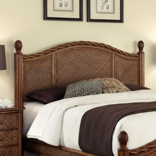 Home Styles Marco Island Panel Headboard   5544 501 / 5544 601