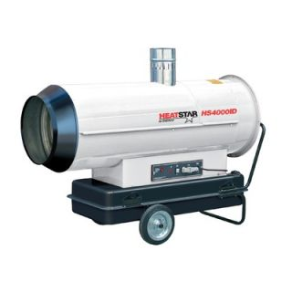 Heatstar Portable Natural Gas / Propane Indirect Fired
