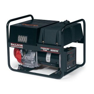 Baldor Powerchief 4,000 Watt Industrial Portable Generator With