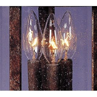 Maxim Lighting Santa Barbara VX Outdoor Hanging Lantern   40038CDSE