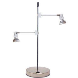 Tao Electronics Inc. Two Light Cubix LED Desk Lamp