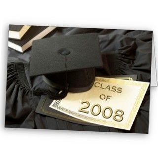 Class of 2008 Graduation card/invitation