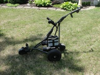 New Listing for Remote Control Golf Cart with Battery Charger