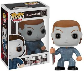 You are looking at Pop Movies Halloween Michael Myers Vinyl Figure