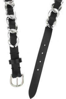 Balmain Single chain link belt   70% Off