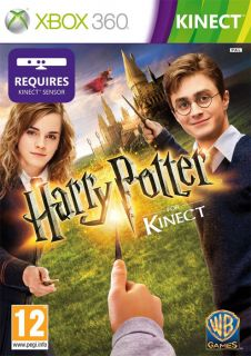 HARRY POTTER KINECT XBOX VIDEO GAME BRAND NEW SEALED OFFICIAL PAL