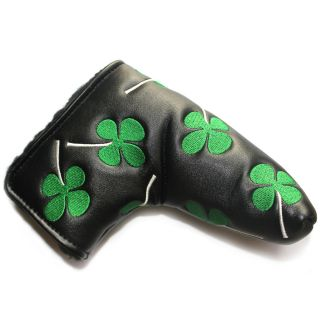 New Golf Putter Cover Quatrefoil Fit Scotty Cameron Ping Odyssey Blade