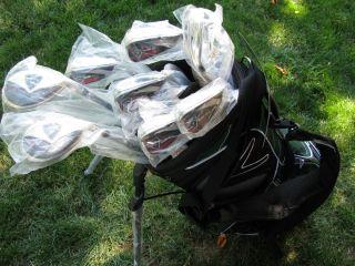 Callaway RAZR X HL IRON SET (8 Irons) GRAPHITE COMBO + GOLF BAG Hybrid