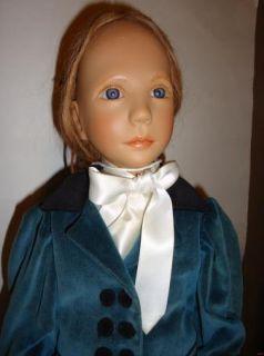 SONJA HARTMAN Originals Vinyl Collector Doll ROXANNE Ltd Edition