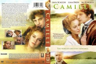 Camille DVD 2011 Colin Firth New Release New The Worlds Greatest