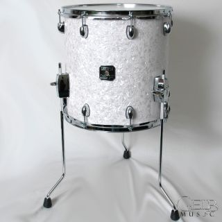 Gretsch   Catalina Birch 6 Piece Drum Kit BR E8256 WP (White Pearl