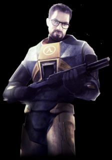 Half Life 2 Dr Gordon Freeman Action Figure by NECA Toys Player Select