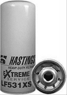 hastings filters oil filter lf531xs