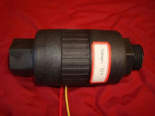 Grey Water Pump 12 Volt Inline Water Pump for Greywater Boats and