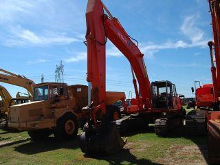 Hitachi EX300 LC Hydraulic Excavator Cab Crawler Loader Dozer Tractor