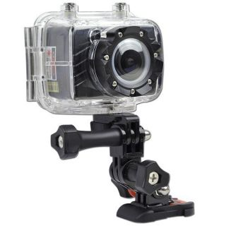 cm 7100 5MP 1080p HD Sports Action Waterproof Camera w Mount