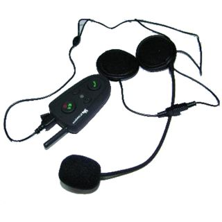 Motorcycle Helmet Headsets,Intercom,Bluetooth Handsfree Kit 100m