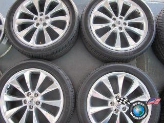 Flex Factory 20 Wheels Tires Edge Rims 3846 Hankook 255 45 20