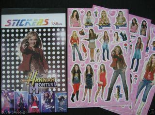 Hannah Montana Sticker Book Only 99 Cent Each