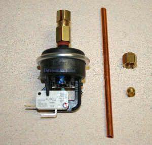 Hayward Pressure Switch Assembly Kit   Haxpsa1930