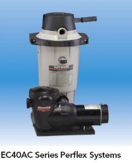 Hayward Pool Filter and Pump with Base